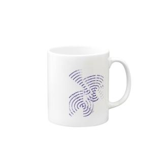 -波紋-NIPPON Mugs