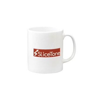 Slicetone OfficialのSlicetone Red Mugs