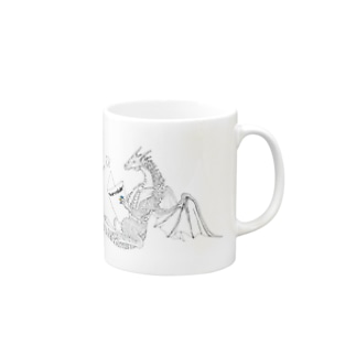dragon #1  Mugs