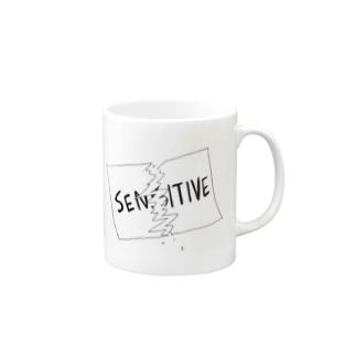 SENSITIVE Mugs