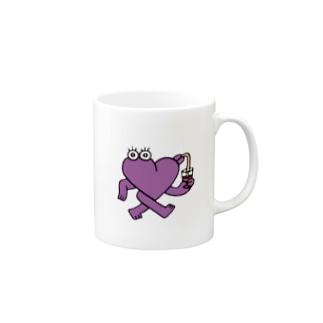 心生命体LUBDUB  Mugs