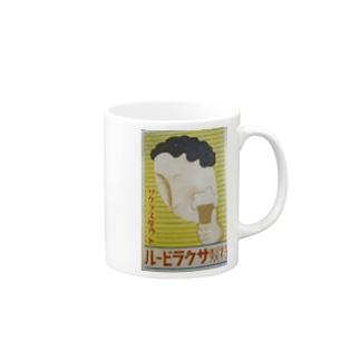 レトロTOKIO さくらBEER Mugs