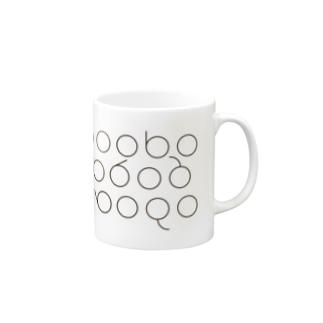 Qoobo Logo Mugs
