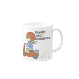 BYE-BYE Mugs