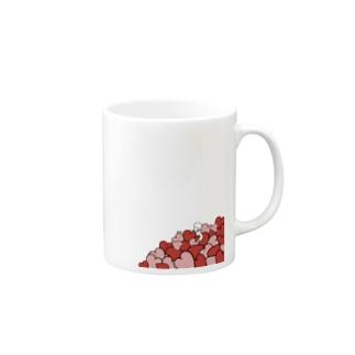 恋に溺れる青年 Mugs