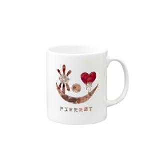 PIERROT Mugs