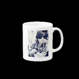 みんみママのチビギャンシリーズ Mugs