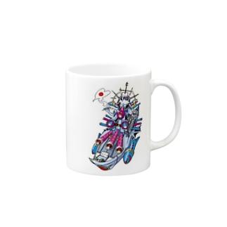 戦艦女子01 Mugs