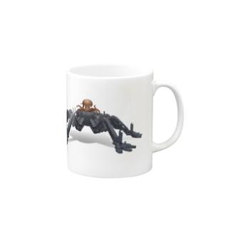 Octa-bot Mugs
