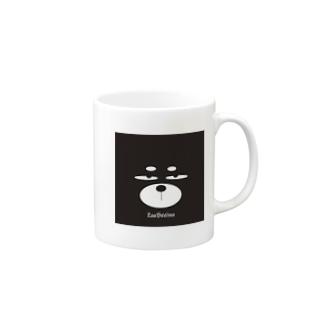 ZooBeeinu フェイス Mugs