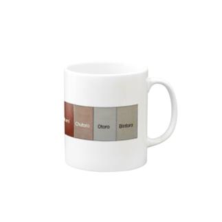 MAGURO Mugs