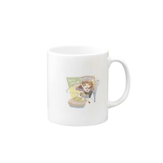 手芸の妖精 Mugs