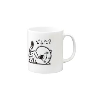 NEKO+TORA Mugs