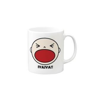 I'm Baby/イヤイヤ期 Mugs