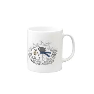 旅人・ホロ Mugs