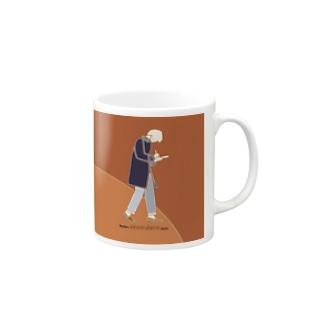 ダサくてこんなのいらないシリーズ Mugs