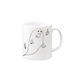 おばけ Mugs