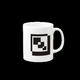 シンプルデザイン:Tシャツ・パーカー・スマートフォンケース・トートバッグ・マグカップのシンプルデザインマグカップ