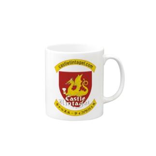 ティンタジェルマグカップ Mugs