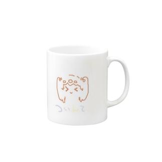 ついんてちゃん。(ぱすてる) Mugs