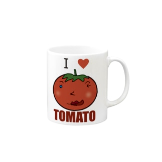 I♥TOMATO Mugs