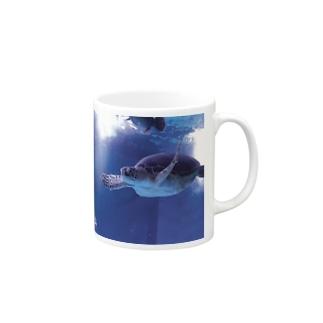 海亀 Mugs