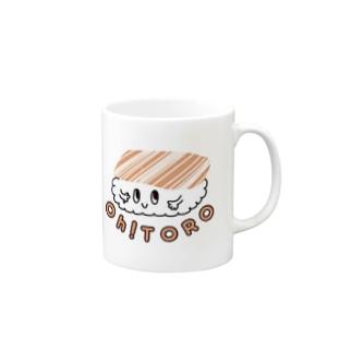 Oh!大トロちゃん Mugs