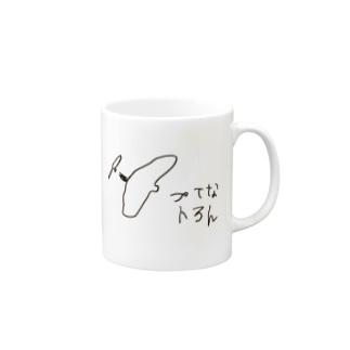 ぷてらくん Mugs