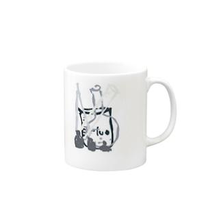 モノクロ ケミカル Mugs