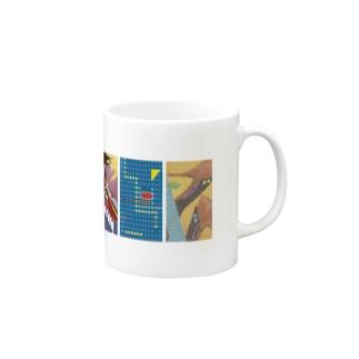 秘密の絵画俱楽部 Mugs