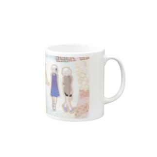 ヴァレリーチヤ6変化 Mugs
