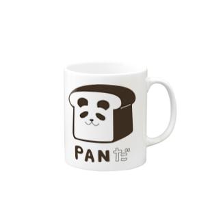 PANだ Mugs