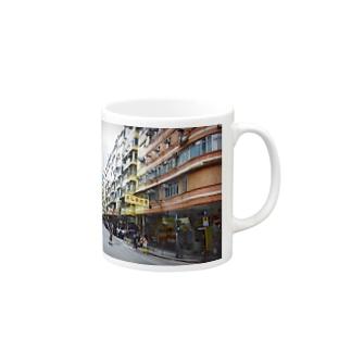 HONG KONG 馬頭角 Mugs