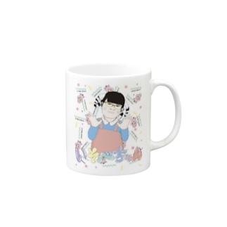 いそべちゃん(アイドル) Mugs
