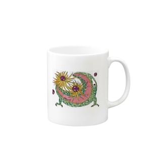 ガブリ2 Mugs
