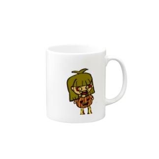 ミセスパンプキン Mugs