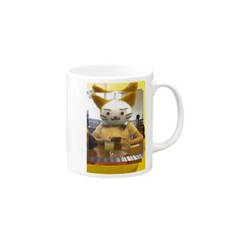 ネコキャラにゃん子ちゃん Mugs