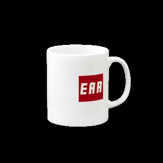 EAA!! Official StoreのEAA LOGOマグカップ