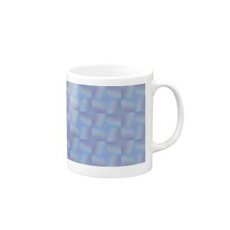 淡虹_A_長 Mugs