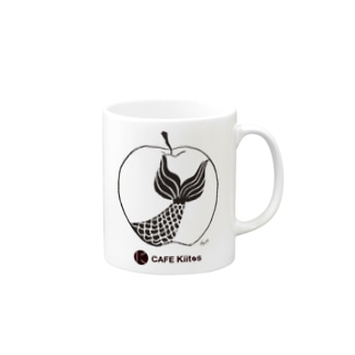 【CAFE Kiitos × Mika Itoh】シリーズ vol.1 Mugs