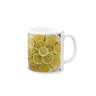 レモンパイ Mugs