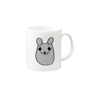 困ったちゃん~ねずみ~ Mugs