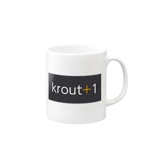 krout+1 Mugs