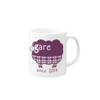 ガレリー グレープ Mugs