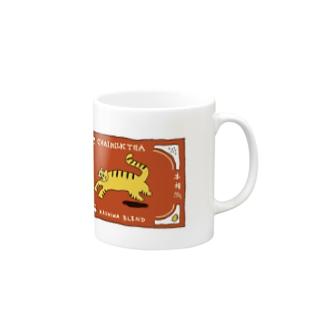 CHAI MILK TEA (kashiwa blend) Mugs