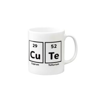 化学的カワイイ Mugs