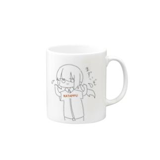 量産型マグカップ Mugs