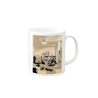Igokochi Mugs
