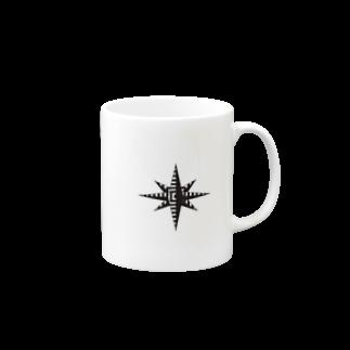 シンプルデザイン:Tシャツ・パーカー・スマートフォンケース・トートバッグ・マグカップのシンプルデザイン:ワンポイントマグカップ