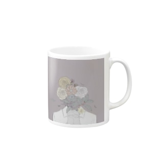 CoCoA(very,花シリーズ) Mugs